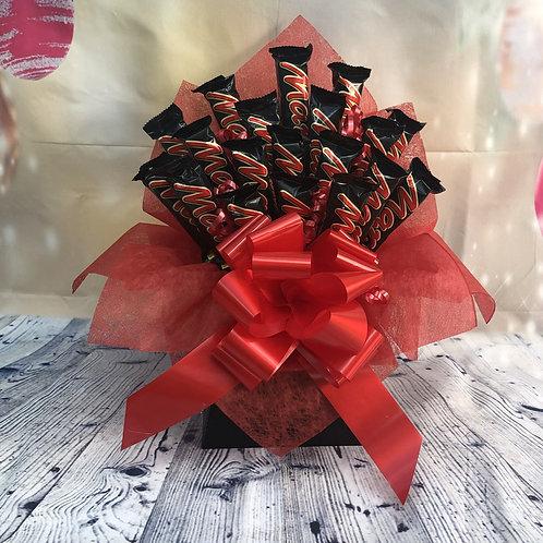 Mars Bar Chocolate Bouquet
