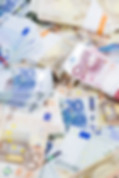 Different European Banknotes as detailed