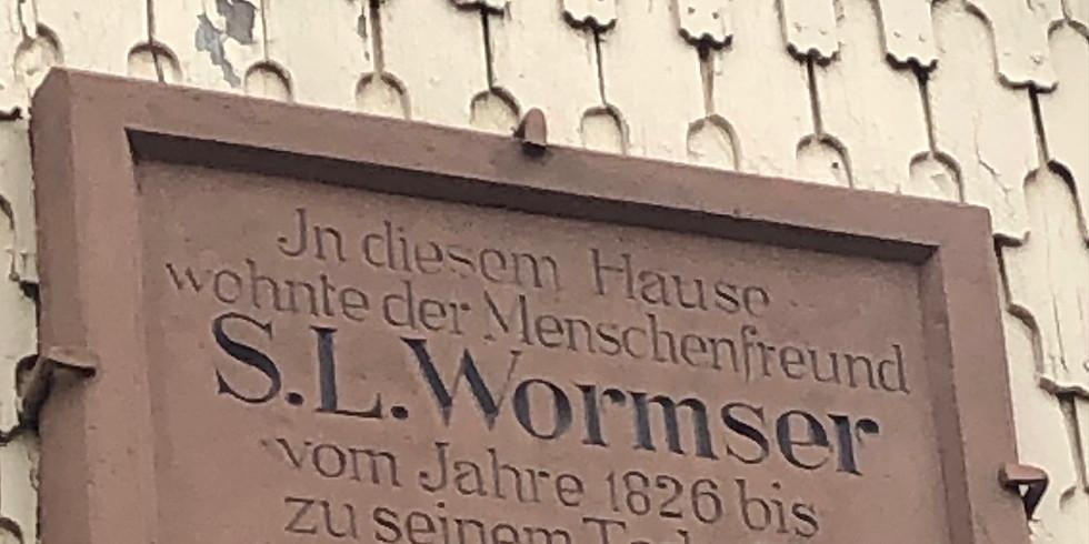 """Gastrolle bei """"Seckel Löb Wormser"""""""