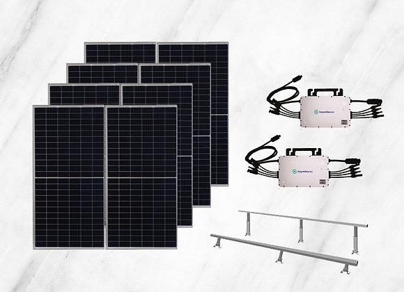 Kit 8 Paneles Solares