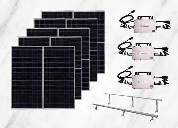 Kit 10 Paneles Solares