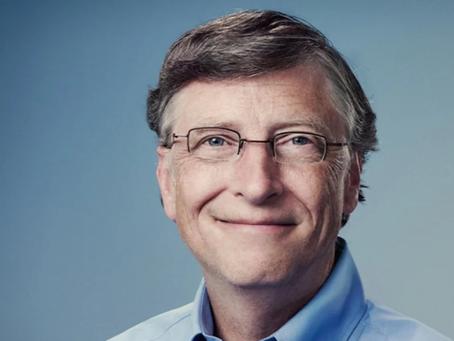 Bill Gates: el cambio climático puede se peor que el Covid-19