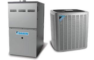 Daikin HVAC units