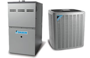 Daikin HVAC units
