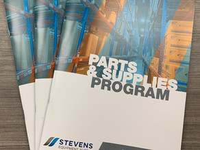 2021 Spring/Summer Parts & Supplies Program Is Here!