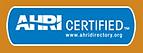 AHRI Certified Seal
