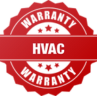 HVAC Warranty Seal