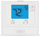 Pro1 single stage thermostat