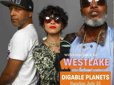 Digable Planets to Headline Free Sunset Concert at Welcome Back to Westlake Event