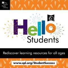 BACK TO SCHOOL WITH THE SEATTLE PUBLIC LIBRARY: FREE TUTORING, LIBRARY LINK AND MUCH MORE
