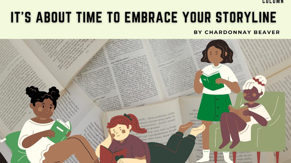 WOW by Char: It's About Time You Embrace Your Storyline
