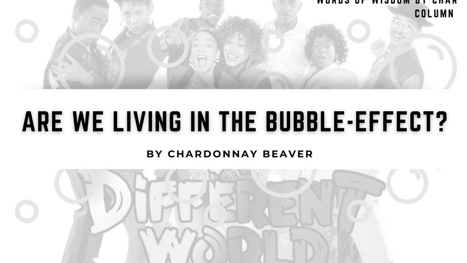 WOW By CHAR Are We Living In The Bubble-Effect?