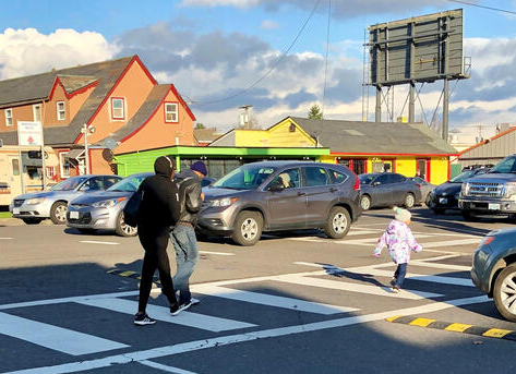 Simple, effective hardened center lines coming to Rainier Ave S