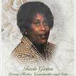 In Loving Memory of Treola Gaston Jr.