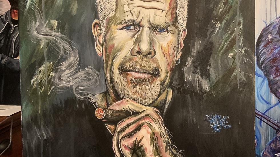Perlman Original Painting 18x24