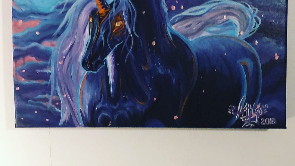 Dark Unicorn original