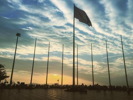 Tất tần tật về cột cờ Vũng Tàu