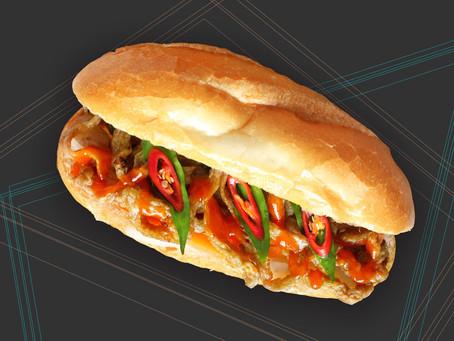 Bánh mì chả cá món quen mà lạ tại Vũng Tàu