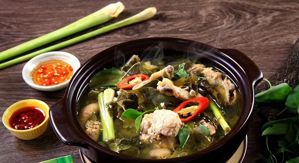 Những món ăn trưa ngon ở Sài Gòn