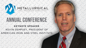 Metallurgical Coal Producers Association announces 2021 annual conference and keynote speaker