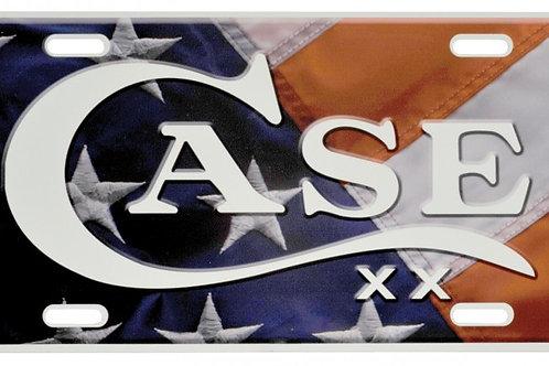 Case License Plate