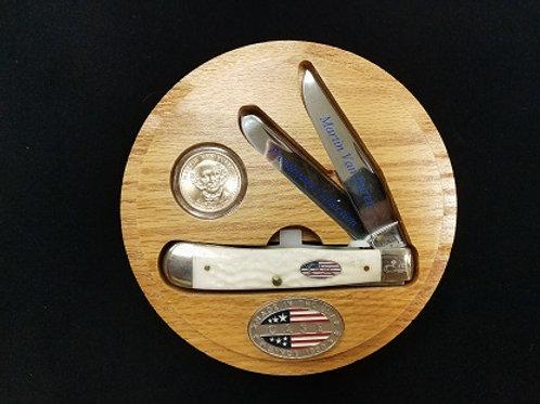 Presidential Collection - Martin Van Buren Trapper