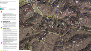 New Trail Map Now Avaialble