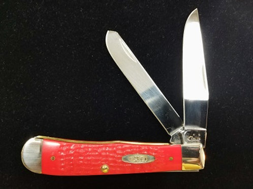 Fire Engine Red Trapper