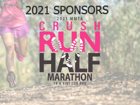 Sponsors Announced for the MMTA Crush Run