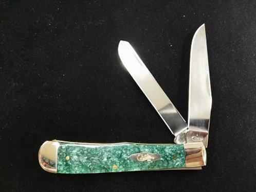 Green Sparkle Trapper