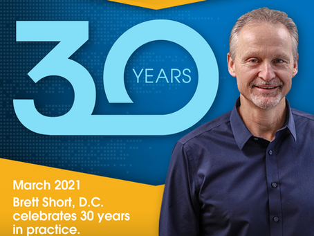 Barboursville Chiropractor Celebrates 30 Years in Practice