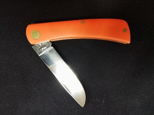 Orange Synthetic Sod Buster JR