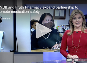 WVDII and Fruth Pharmacy expand partnership to promote medication safety