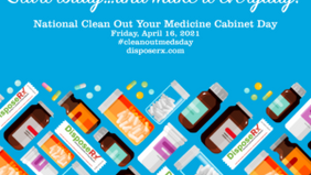 Clean Out Your Medicine Cabinet Day 2021: A Great Opportunity to Foster New Partnerships