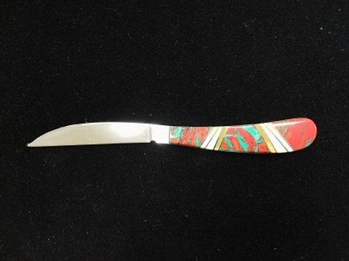 Exotic Sonora Sunset Desk Knife