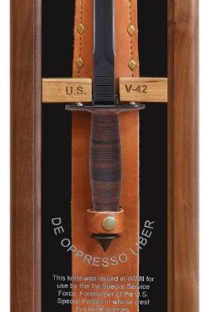 V-42 Stiletto Framed Set