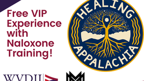 Naloxone to be offered to concert goers Sept. 24 and 25