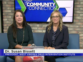 WV Drug Intervention Institute on WSAZ's Your Community Connection