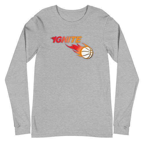 Ignite Basketball Unisex Long Sleeve Tee