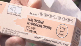 HELP4WV partners with WV DII to distribute opioid overdose reversal drug