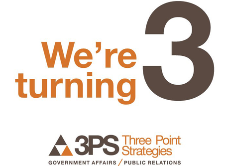 3PS Celebrates Three Years in Business