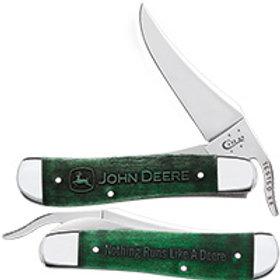 John Deere Smooth Green Bone Russlock