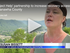 'Project Help' partnership to increase recovery access in Kanawha County