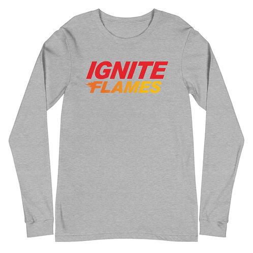 Ignite Team Long Sleeve Tee (Unisex)