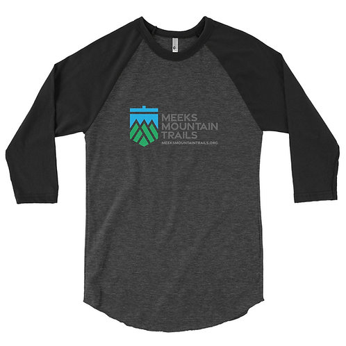 MMTA 3/4 sleeve raglan shirt