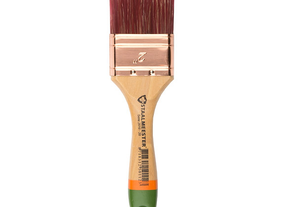 "Staalmeester 2"" Brush"