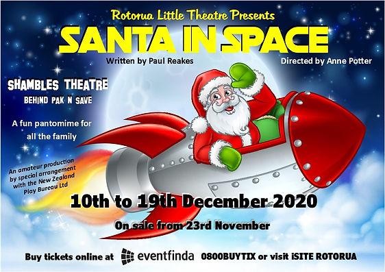 Santa in Space A4 Poster (V2).jpg