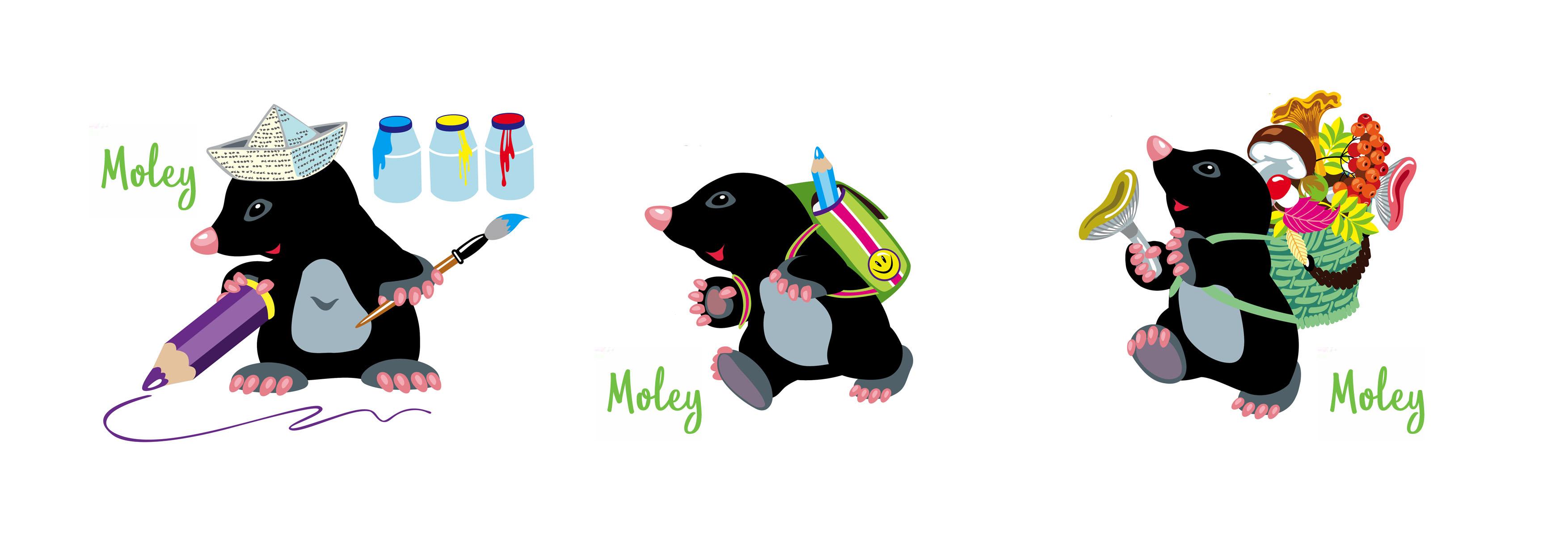 River Mole Pre School Character