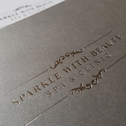 Sparkle with Beauty Brochures