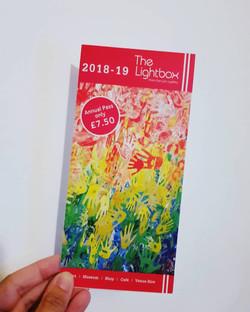 Marketing leaflet